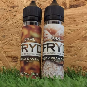 FRYD - Deep Fried Cookies & Cream E-Liquid 50ml - 0mg