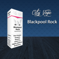 City Vape - Blackpool Rock E-Liquid 10ml (80VG/20PG)