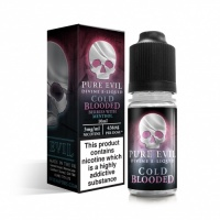 Vapouriz - Cold Blooded (Mixed Berries & Ice Cold Mint ) Sub-Ohm E-Liquid 10ml