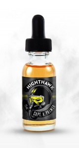 Nighthawk - CAPT. A. PALMER Flavour E-Liquid 30ml