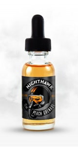 Nighthawk - PEACH GRENADE Flavour E-Liquid 30ml