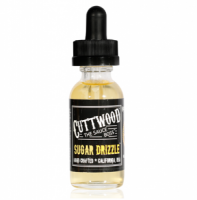 Cuttwood - Sugar Drizzle E-liquid 30ml