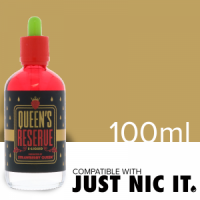 Strawberry Queen - Queen's Reserve 100ml - 0mg