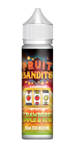 Fruit Bandits - Strawberry' Apple, Kiwi - E-liquid 50ml 0MG