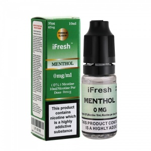 i Fresh - Original Menthol Flavour E-Liquid Bottle 10ml