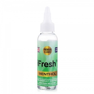 i Fresh - Menthol Flavour E-Liquid 50ml - 0MG