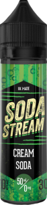 Soda Stream - Cream Soda' E-liquid 50ml 0MG