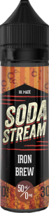 Soda Stream - Iron Brew ' E-liquid 50ml 0MG