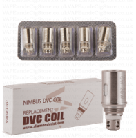 Diamond Mist  Nimbus BVC 1.5 ohm Coil (5 PACK)