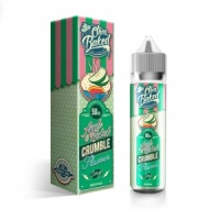 Vapouriz Ohm Baked - Apple & Rhubarb Crumble 50ml Short Fill E-Liquid