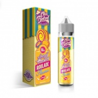 Vapouriz Ohm Baked -Apricot Passion Fruit Roulade 50ml Short Fill E-Liquid