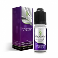 Vapouriz - Blackberry & Grape 10ml Refill Bottle