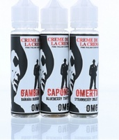 Crème De La Crème - Capone - Blueberry Torte 50ml - 0MG