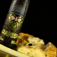 Danish Pastry ''Custard' E-liquid 50ml 0MG
