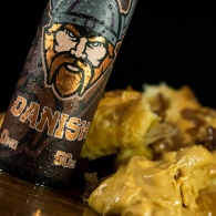 Danish Pastry ''Peanut Butter' E-liquid 50ml 0MG