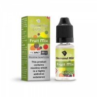 Diamond Mist Nic SALT Fruit Mix Flavour E-Liquid 10ml - 10mg & 20mg