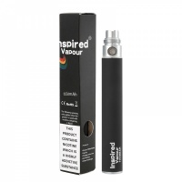 Inspired Vapour 1100mah Battery E-cig Rechargeable Batteries