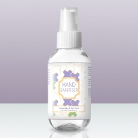 75% Alcohol Hand Sanitiser Lavender and Tea Tree 100ml