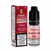 i Fresh - Candy Floss Flavour E-Liquid Bottle 10ml