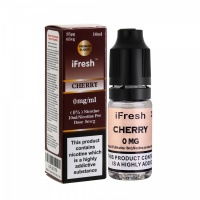 i Fresh - Cherry Flavour E-Liquid Bottle 10ml