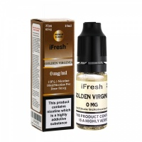 i Fresh - Virginia Tobacco Flavour E-Liquid Bottle 10ml