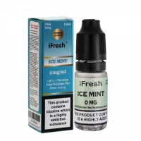 i Fresh - Ice Mint Flavour E-Liquid Bottle 10ml