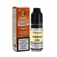 i Fresh - Mango Flavour E-Liquid Bottle 10ml
