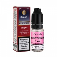 i Fresh - Raspberry Flavour E-Liquid Bottle 10ml