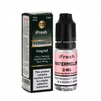 i Fresh - Watermelon Flavour E-Liquid Bottle 10ml
