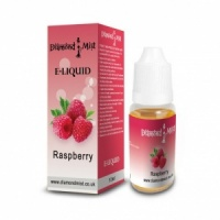 Diamond Mist 'Raspberry' Flavour High VG Liquid 3mg