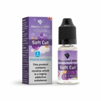 Diamond Mist - Soft Cut Tobacco Flavour E-Liquid Refill Bottle 10ml
