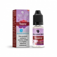 Diamond Mist - Toonz Flavour E-Liquid Refill Bottle 10ml
