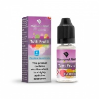 Diamond Mist 'Tutti Frutti' Flavour High VG Liquid 3mg