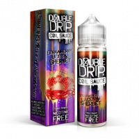 Vapouriz - 'Strawberry Laces & Sherbet 'Short-Fill E-Liquid by Double Drip (50ml)