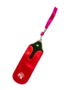 Lanyard Neck Strap For Shisha Pen, Electronic Cigarette - Red