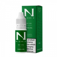 Nic Nic- Nicotine Shots Nic Shot E Liquid Juice 18mg 50VG/50PG 10ml Bottles