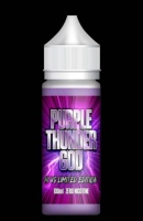 Thunder Bolt - Purple Thunder God - 100ml Short Fill  - 0mg
