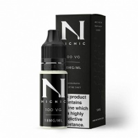 Nic Nic- Nicotine Shots Nic Shot E Liquid Juice 18mg 100%VG 10ml Bottles