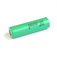 1 x Diamond Mist 18650 Replacement Battery