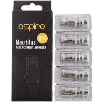 Replacement Coil for Aspire Nautilus Atomizer 1.8 ohm - Pack of 5