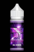 Thunder Bolt - Purple Slush - 100ml Short Fill  - 0mg