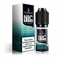 Vapouriz  'Nic Salts' Millionaires Menthol E-Liquid 10ml Bottle